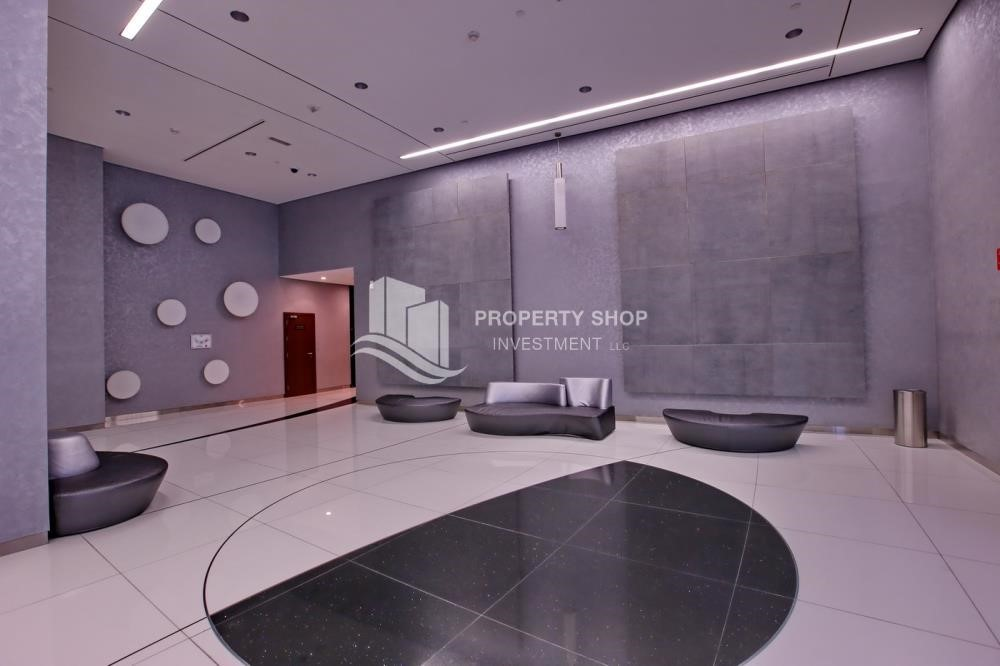 Facilities - Studio available for rent, The ARC, Reem Island!