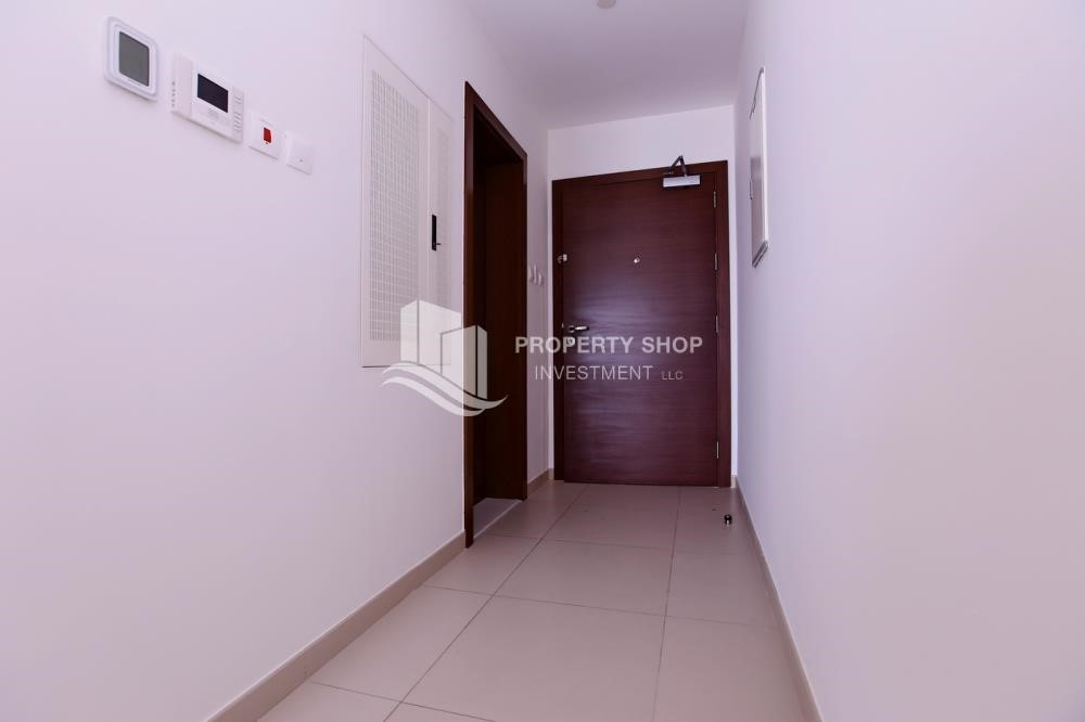 Foyer - Studio available for rent, The ARC, Reem Island!