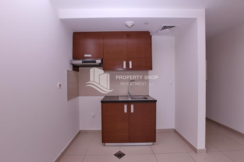 Kitchen - Studio available for rent, The ARC, Reem Island!