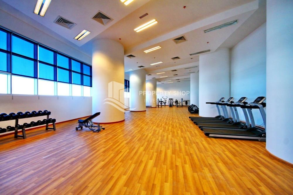 Gym - Great investment opportunity , Retail space in Ocean Scape For sale
