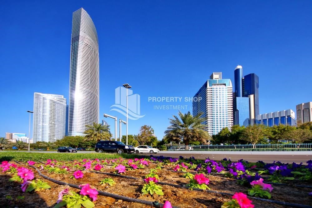 Community - Amazing 2BR apt with Emirates Palace view.