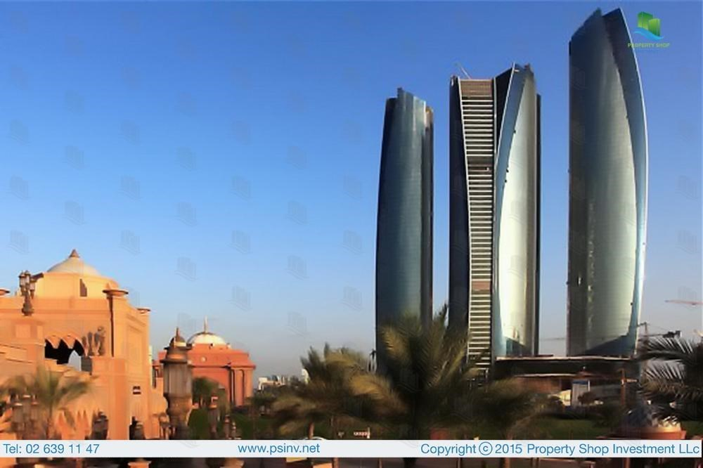 Property - Amazing 2BR apt with Emirates Palace view.