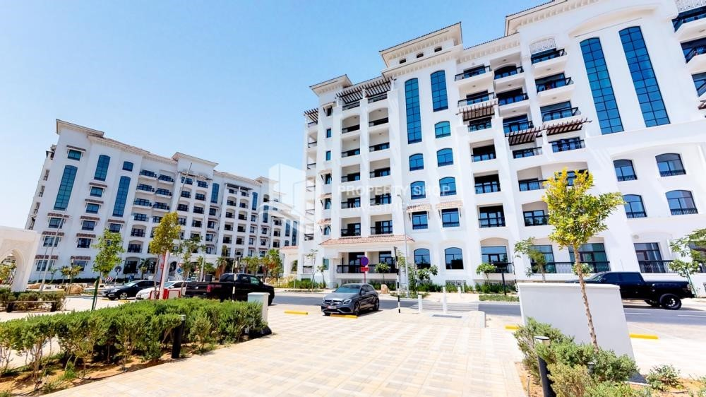 Property - 1BR with balcony in Yas Island.