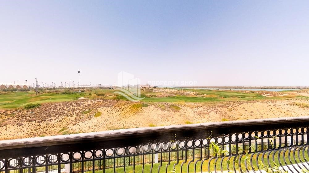 Community - Spacious 2 bedroom + maids with full golf and sea view