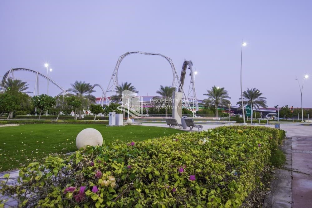 Property - 3+M BR with Full Golf + Ferrari World View