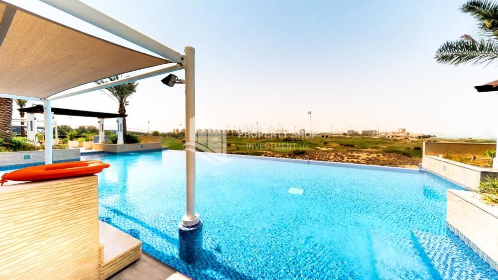 Facilities - Experience magnificent golf views in this exquisite 3BR property in Ansam.