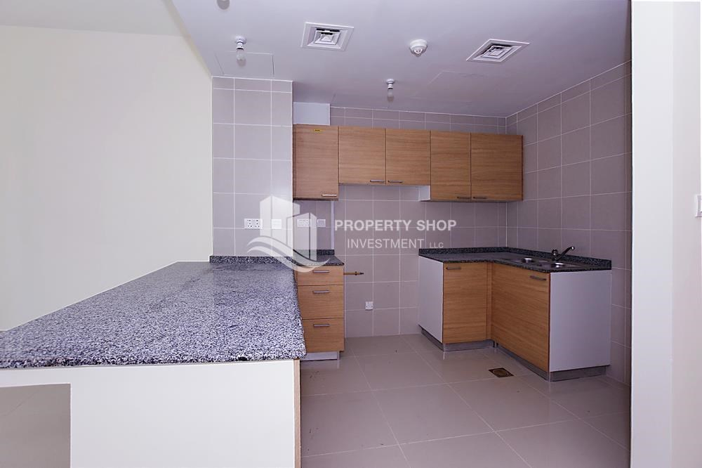Kitchen - High Floor 2 BR Apt with Balcony in Brand New Tower.