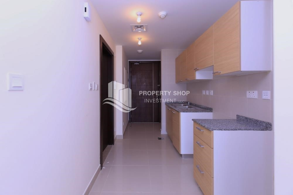 Kitchen - Sigma Tower, Studio apartment for rent