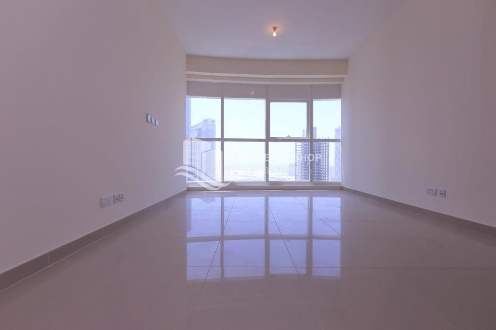 Living Room - Sigma Tower, Studio apartment for rent