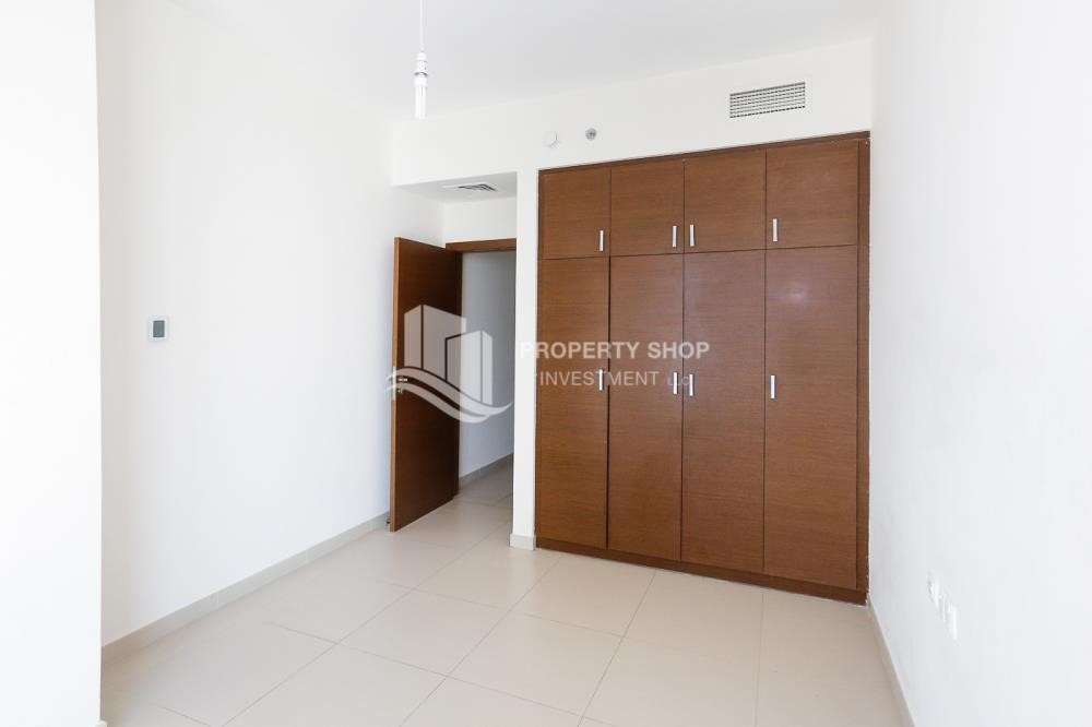 Bedroom - High quality interiors, High Floor, 3BHK+M apartment with Sea view, ZERO COMMISSION