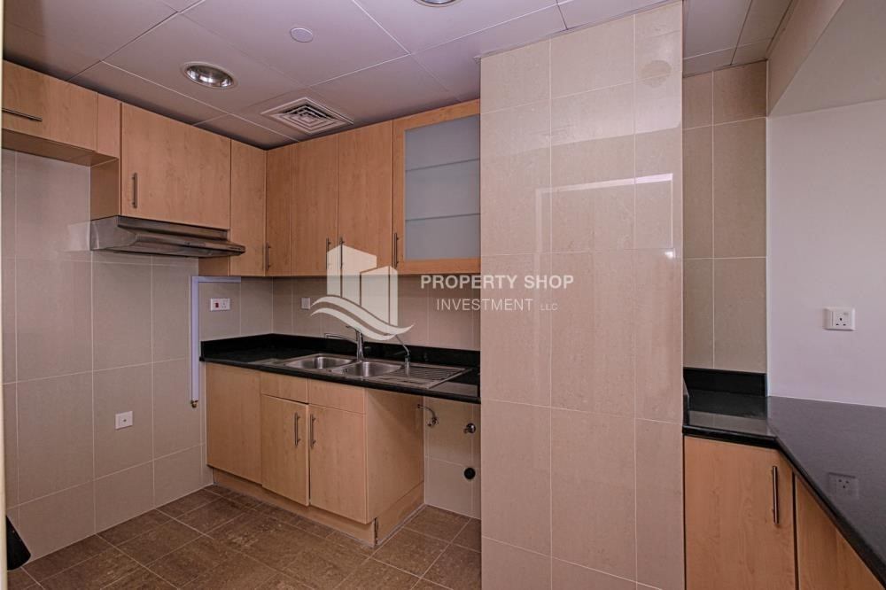 Kitchen - Upcoming 1 bedroom with Sky Pod for Rent !