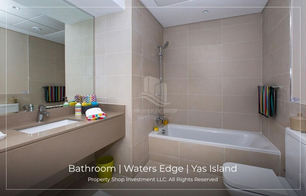 Bathroom - Available for All nationalities, sophisticated apartment with High-end facilities
