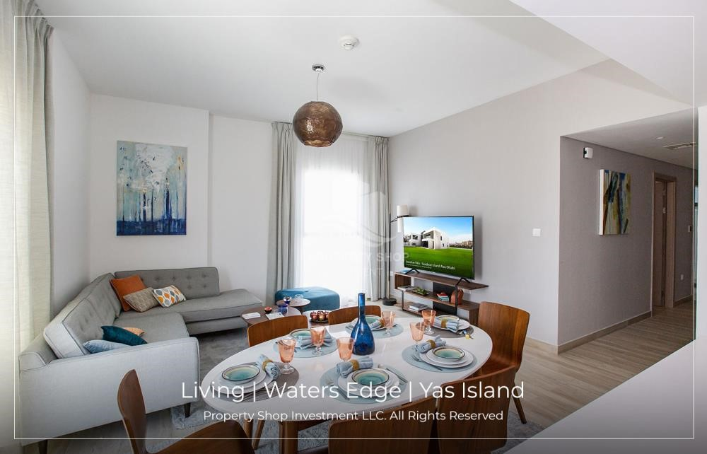 Living Room - Available for All nationalities, sophisticated apartment with High-end facilities