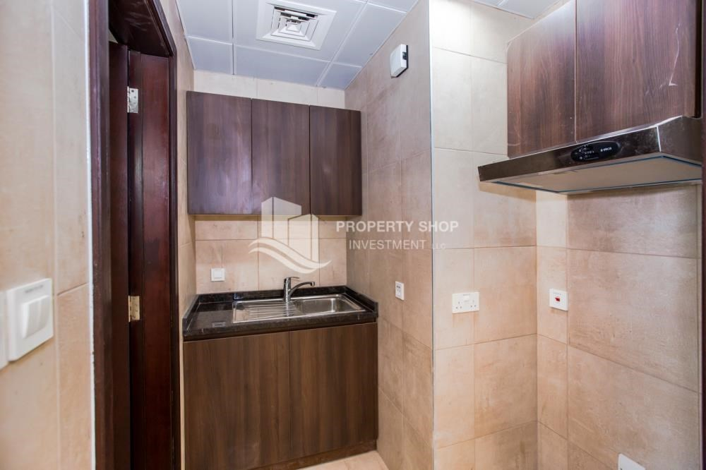Kitchen - Spacious Studio with Balcony in Brand New Property