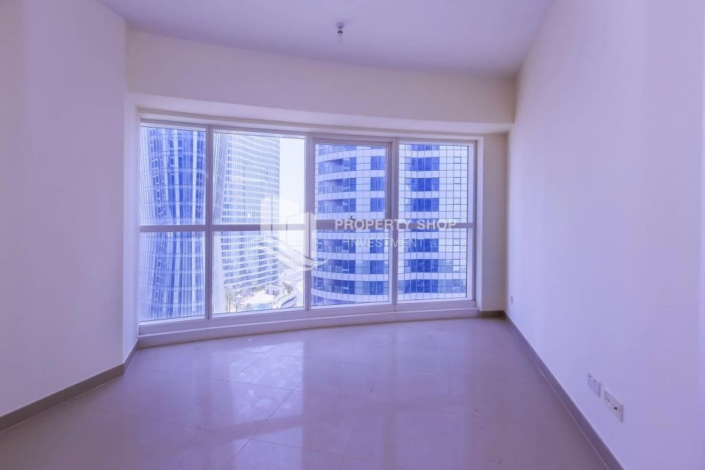 Bedroom - 2 BR Apartment for rent in City of Lights
