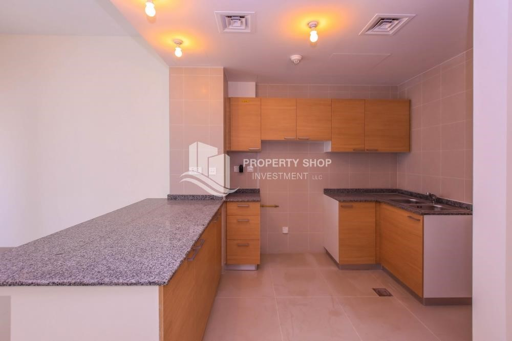 Kitchen - 2 BR Apartment for rent in City of Lights