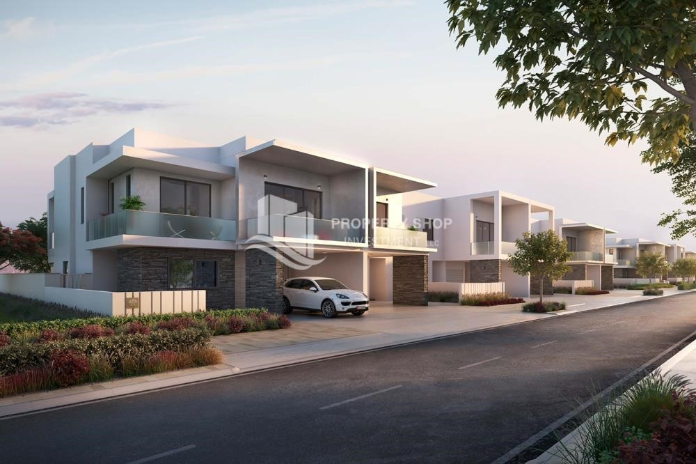 Community - Own a property in a luxurious community in Yas Acres.