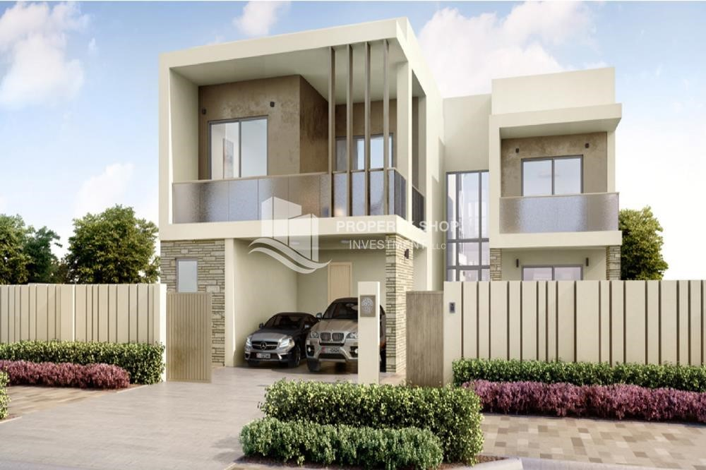 Property - Own a property in a luxurious community in Yas Acres.