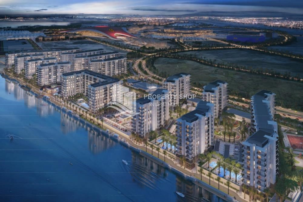 Property - Modern Luxury Living, True Sense of community. Own a 2BR Apt in Water's Edge.