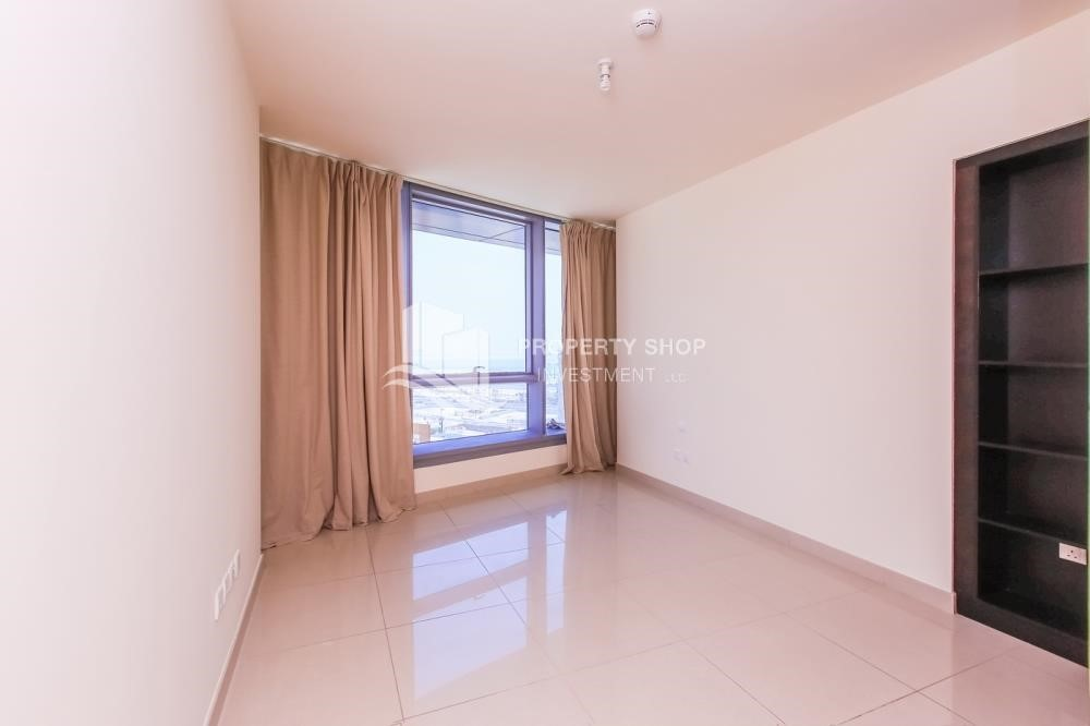 Bedroom - 1+1, high standard apartment in Sky Tower
