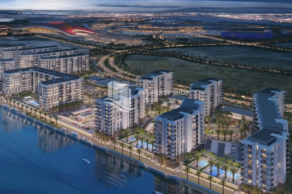 Property - 3BR+M in a brand new community in Yas Island.