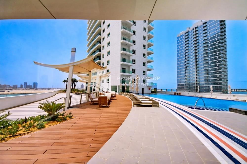 Facilities - Spacious 3 Bedroom Apartment in Amaya Tower Available now!