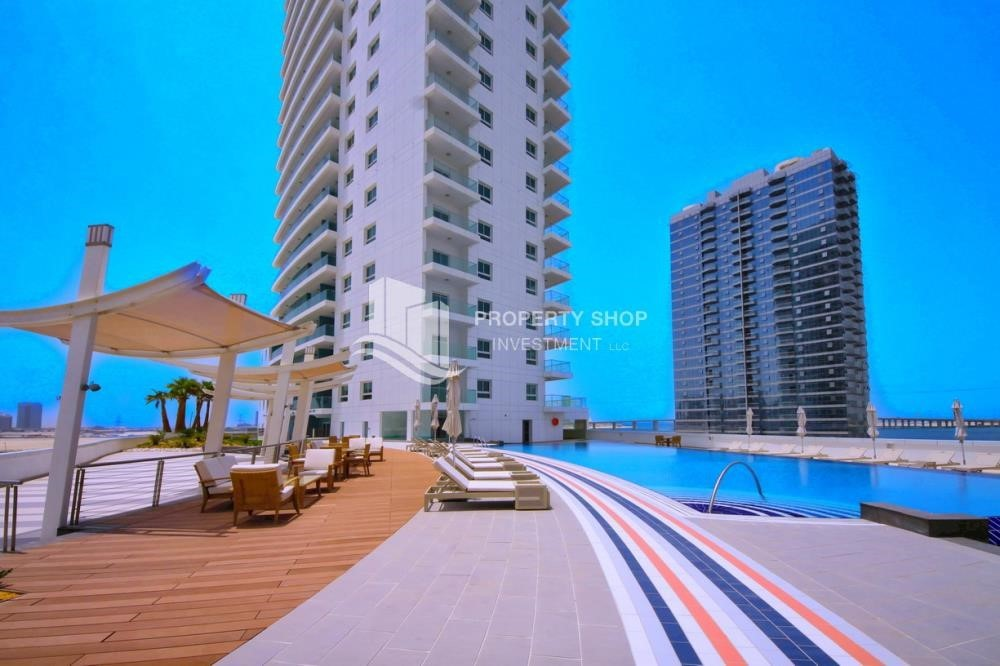 Facilities - Best price for 1BR Apt. with Balcony.