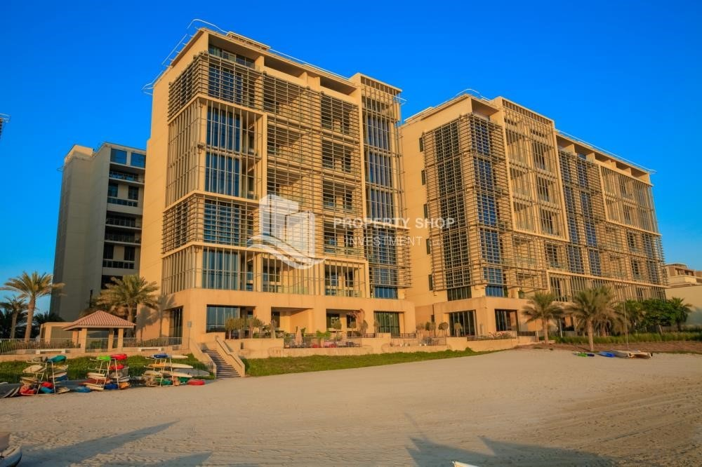 Property - Stunning 2 BR apartment for rent in al Raha Beach