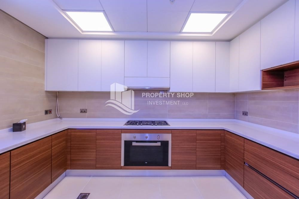Kitchen - 4BR+M with Driver's room and external landscaped garden.