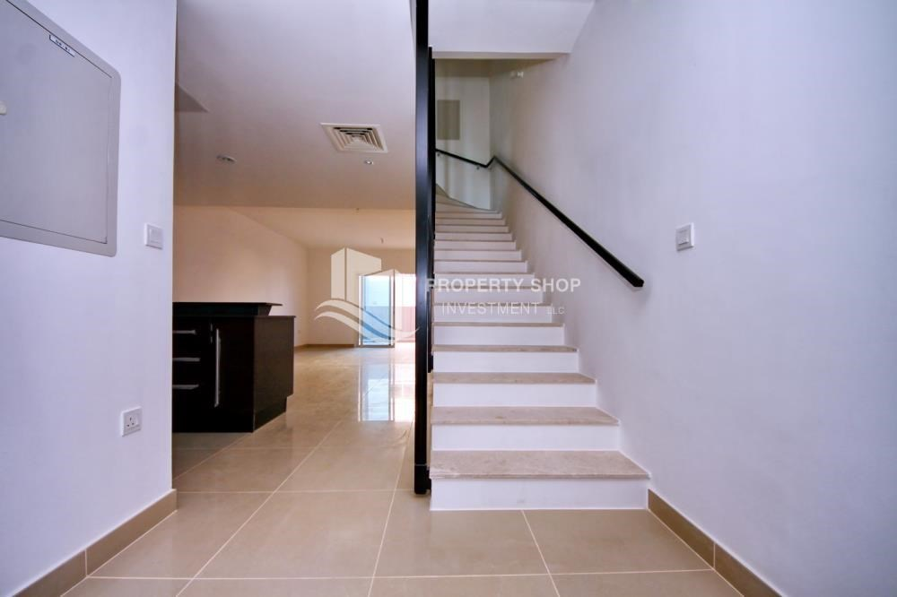 Stairs - High End Living in a 3BR with Study Villa.