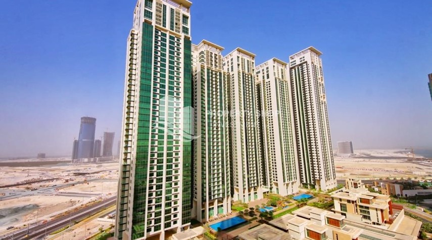 Property-2 Bedroom Apartment in Burooj View, Marina Square FOR RENT!