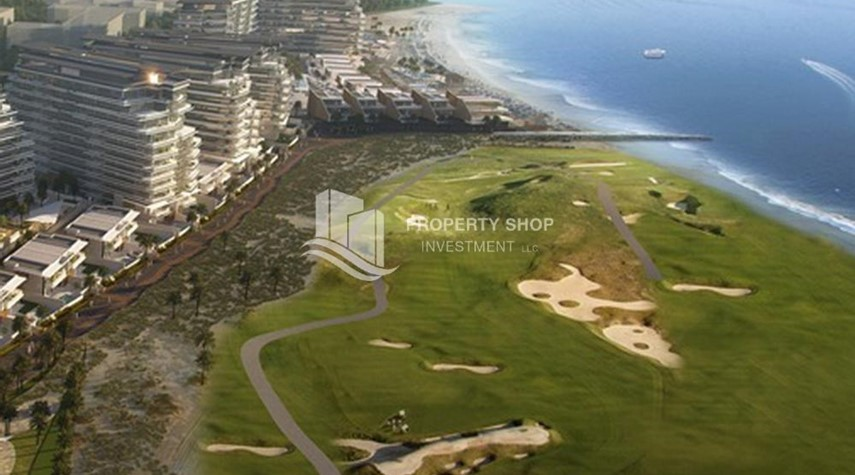 Community-Get a chance to own a property in a luxurious community in Mayan, Yas Island.