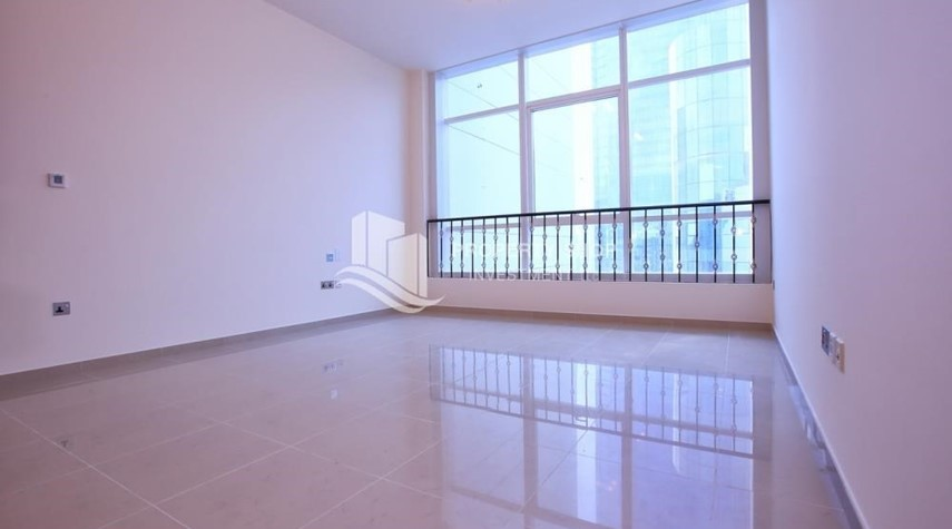 Bedroom-Studio apartment for rent with sea view.