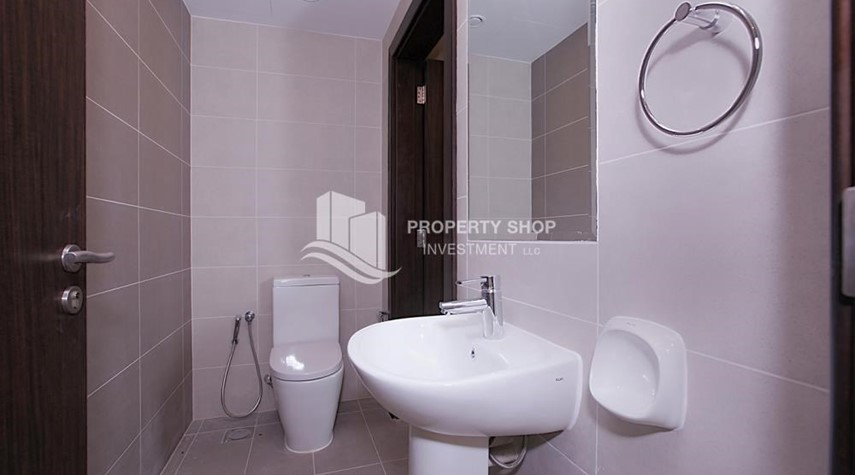 Powder-Mid-floor 1BR unit in Marina Bay, City of Lights, for rent