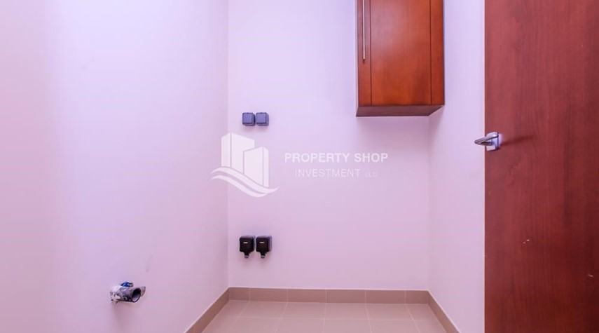Laundry Room-Affordable, 3BR Apartment + Maid, Laundry Room in Wave Tower