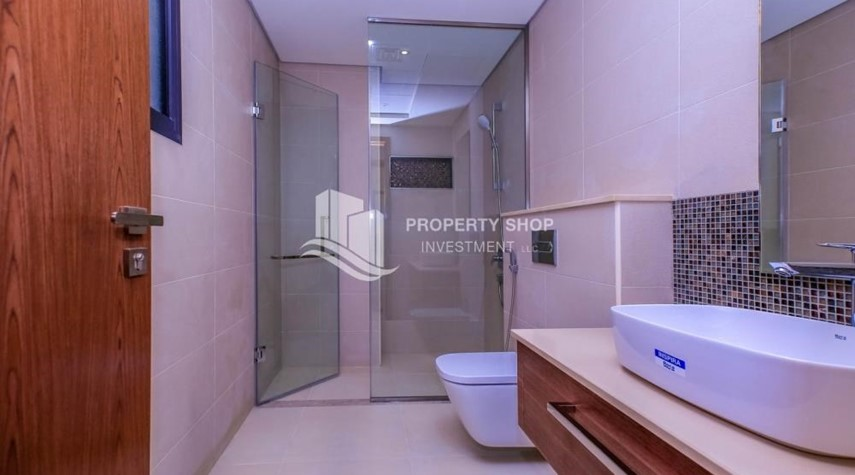 Bathroom-Get a chance to own a property in an exquisite community in West Yas.