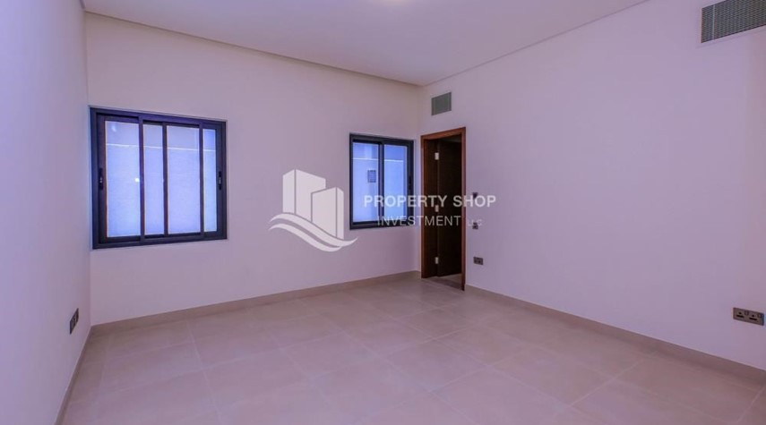 Guest Bedroom-Get a chance to own a property in an exquisite community in West Yas.