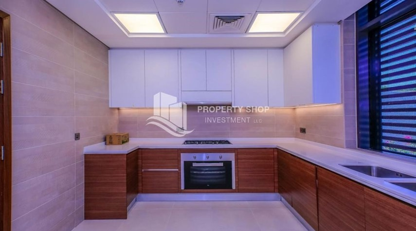 Kitchen-Get a chance to own a property in an exquisite community in West Yas.
