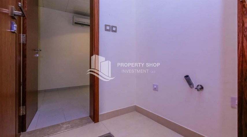 Laundry Room-Get a chance to own a property in an exquisite community in West Yas.