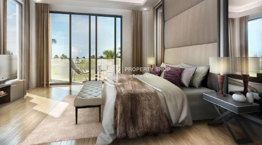 Bedroom-High End TH with Study + Excellent Location