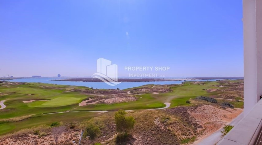 Community-Make You Move In☛  Brand New 3+Maid with Golf Course View!