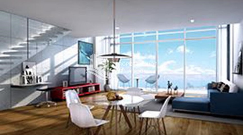 Dining Room-High floor 3 bedroom apartment + maid with 3 balconies