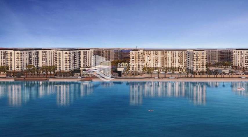 Property-Elegantly designed 1BR Apt in prime location in Yas Island.