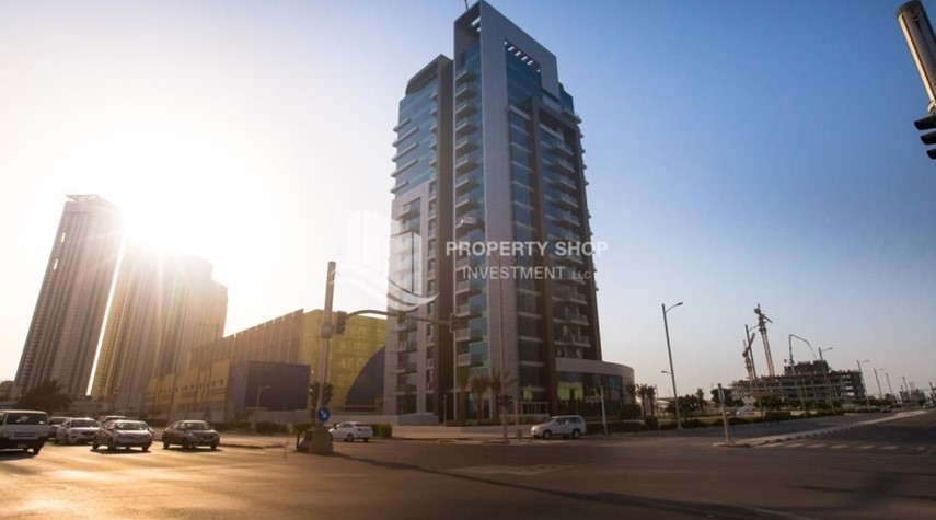 Property-Studio apartment available to rent in Al Noor Tower