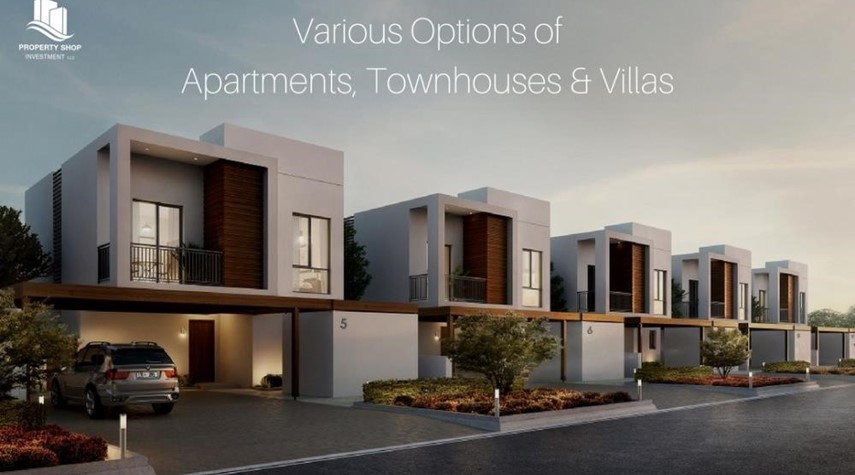 Property-Direct from ALDAR! Own an excellent apartment with world-class amenities