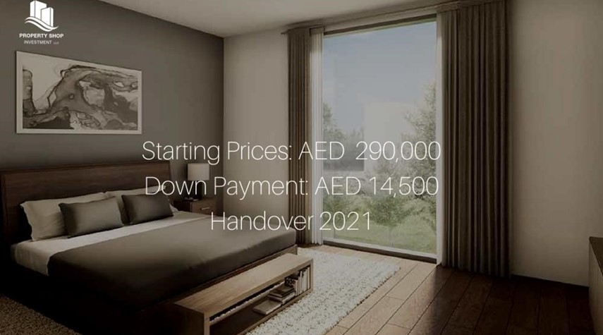 Bedroom-Direct from ALDAR! Own an excellent apartment with world-class amenities