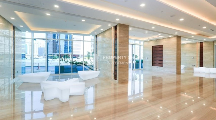 Facilities-Spacious 3 Bedroom Apt with sea view.