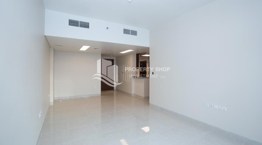 Dining Room-Brand New! 3BR For rent in Al Qurm View