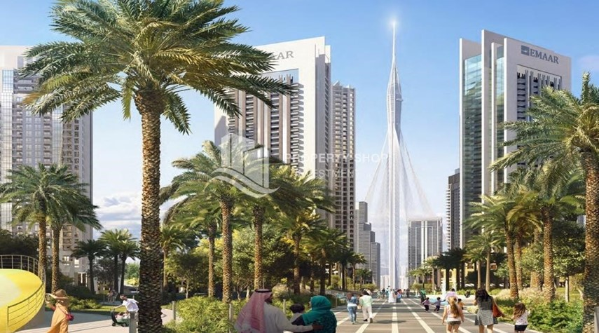 Community-3BR Apt overlooking the beautiful Dubai landscape