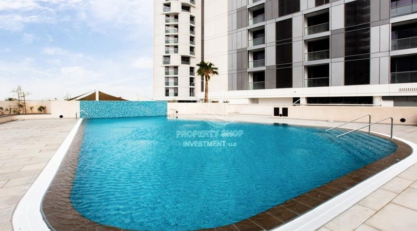 Facilities-New 3BR apartment in Shams Meera.